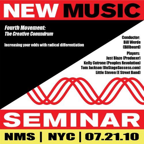- New Music Seminar - New York City - 7/21/10 [4th Movement - The Creative Conundrum]