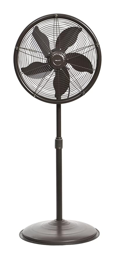 NewAir Outdoor Misting Fan – The Misting Fan With A GFCI