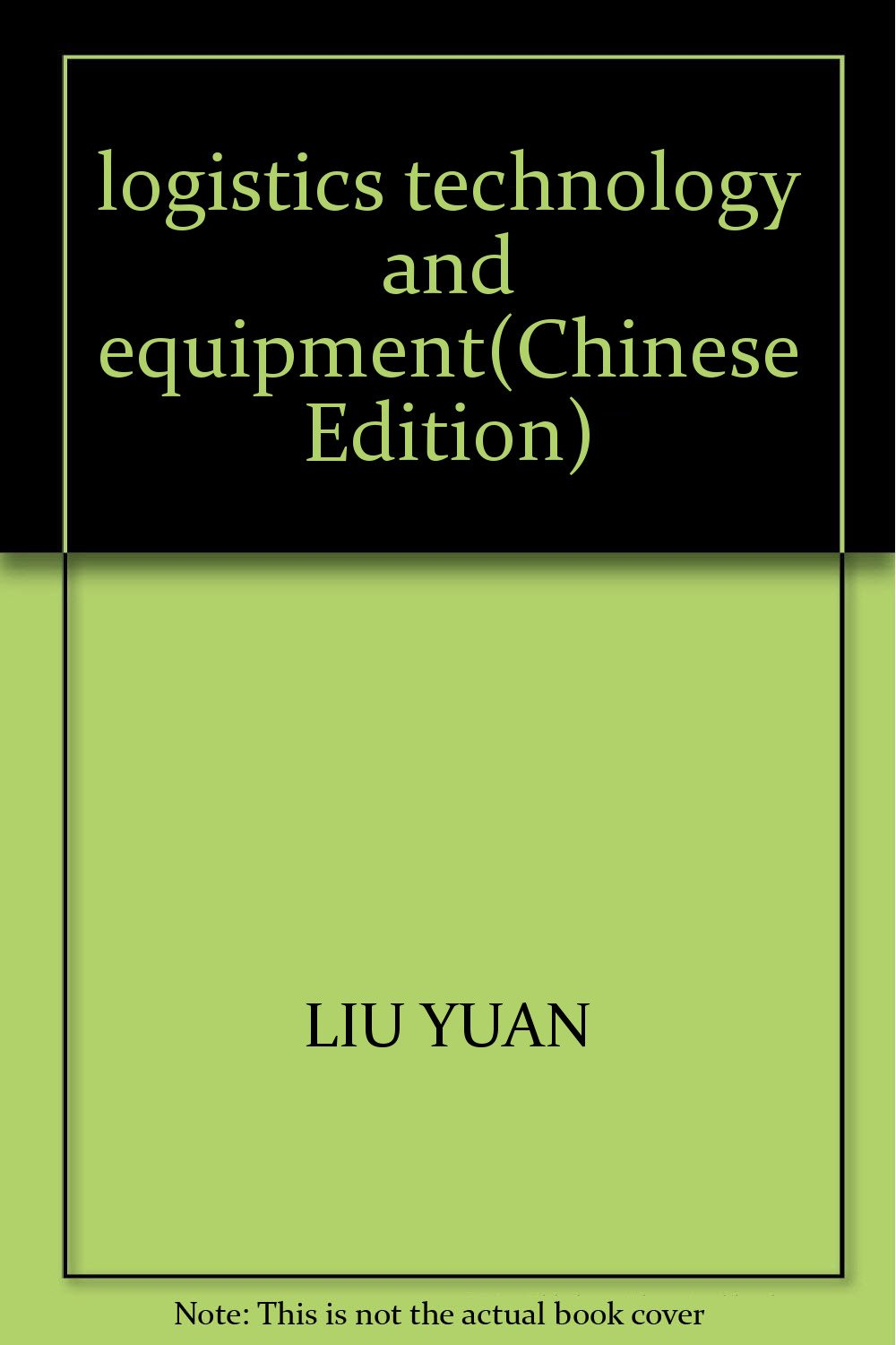 Download logistics technology and equipment(Chinese Edition) ebook