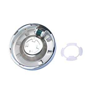 Poweka 8299642 Washer Clutch Kit Replacement Compatible with Whirlpool Roper Kenmore WP8299642 8299643 831493 AH394402 EA394402 PS394402