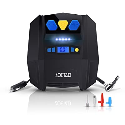 LOETAD Portable Air Compressor Pump 150PSI 12V ...