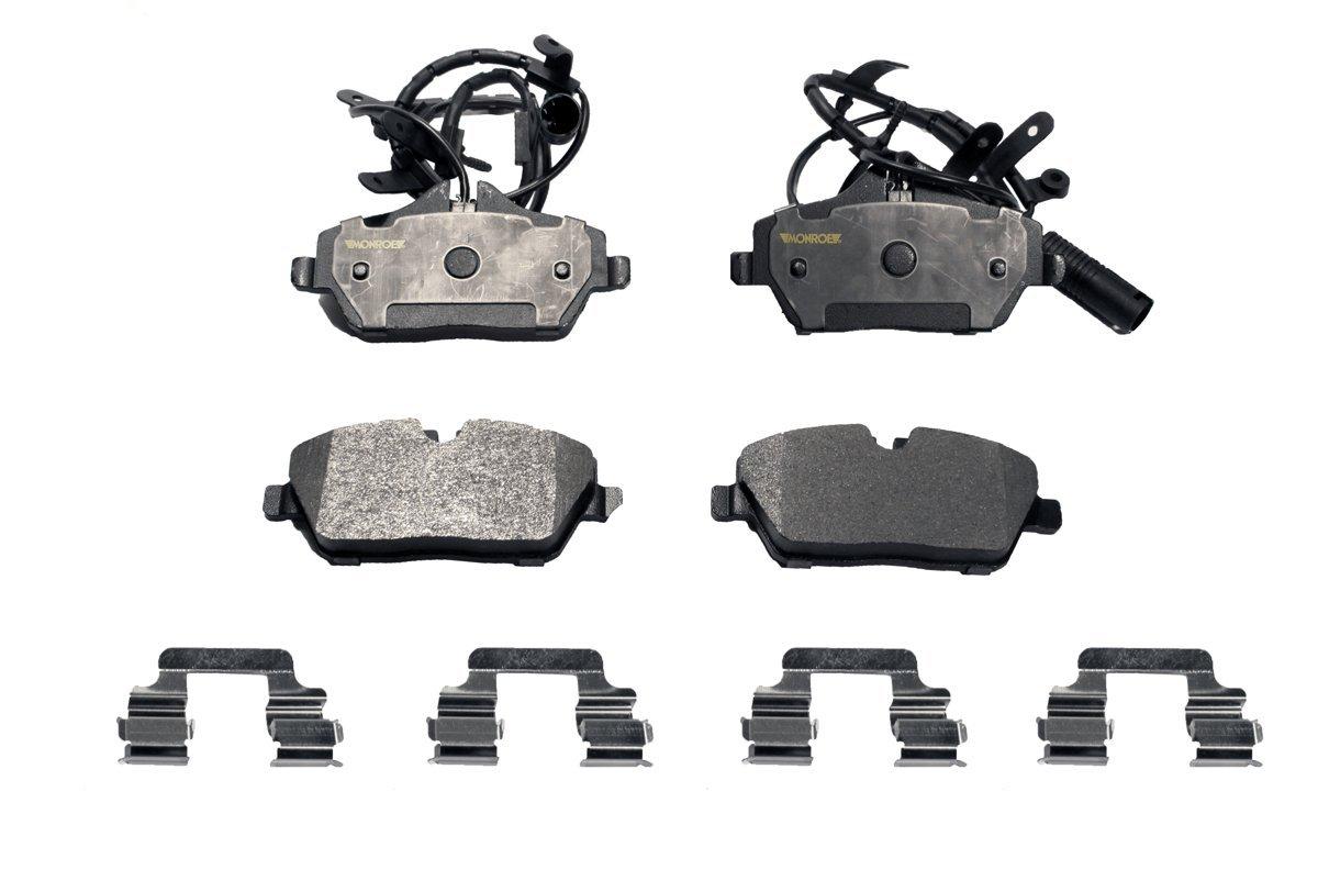 Monroe DX1308W Front Dynamic Premium Brake Pad Set