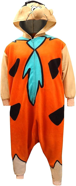 Kigurumi Mens Bugs Bunny Niffler Flintstone Scooby Onesie Pajama Costume
