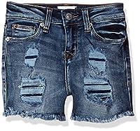 HUDSON Girls' Big Fashion Short, Disharmon, 10