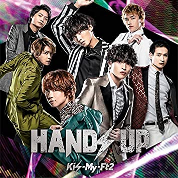 Amazon   HANDS UP(CD)(通常盤) ...