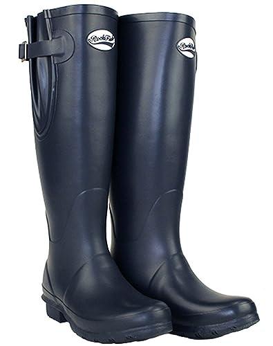 Rockfish Neoprene Womens Wellies Rain Boots