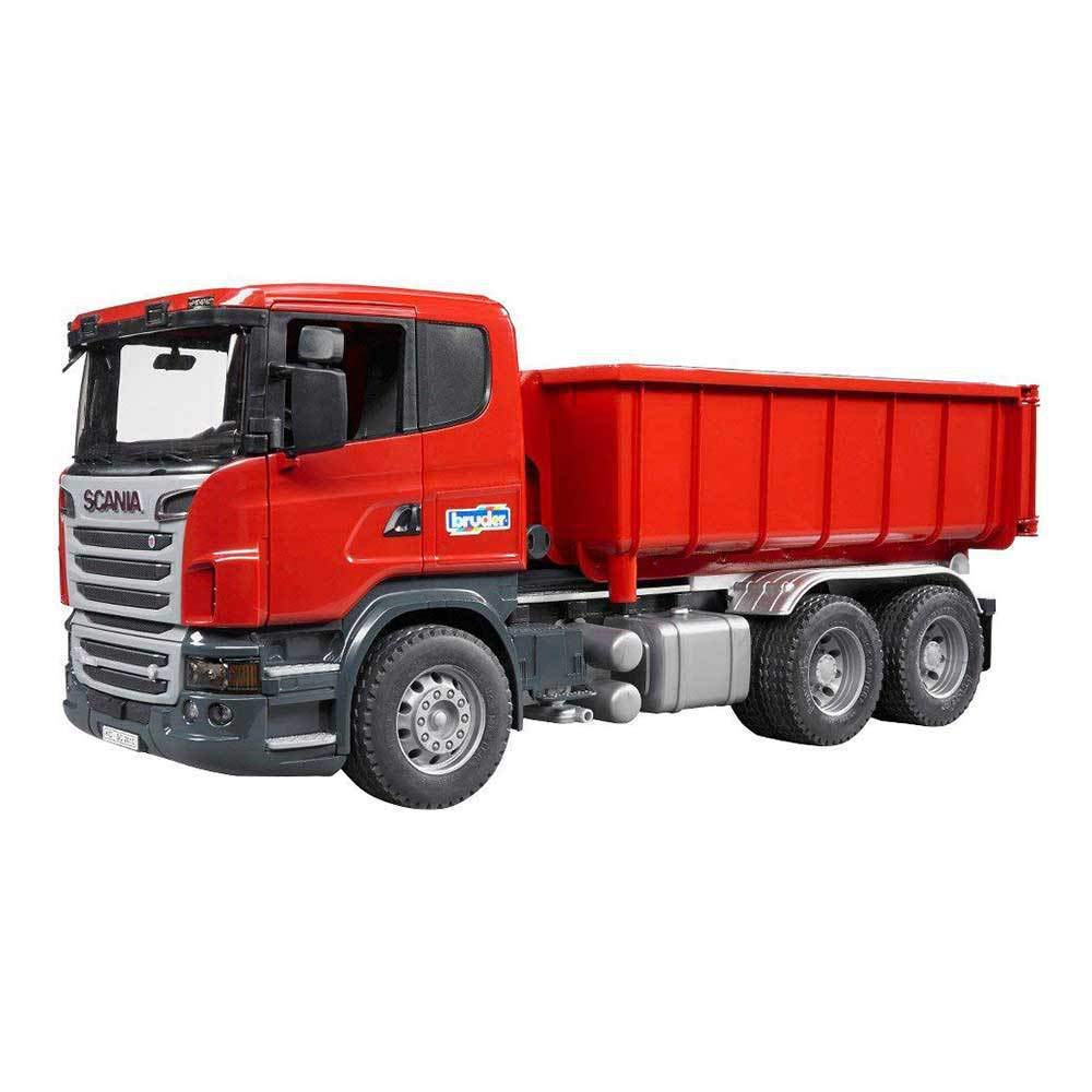 Bruder Mb Actros Arocs Lorry With Transport Container