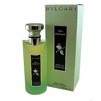 Amazoncom Bvlgari Eau Parfumee Extreme By Bvlgari 25 Oz Eau De