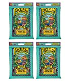 (4) FOXFARM FX14053 12 Quart Ocean Forest Garden Potting Soil Bags - 6.3-6.8 pH