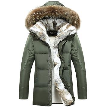 Ropa de hombre algodón|Hombres Abrigo de invierno abrigo Chaqueta Hombre, Chaqueta de invierno