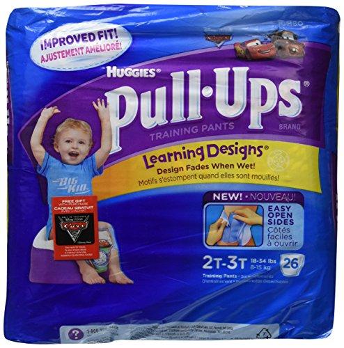 Kimberly-clark Huggies Pull-Ups Training Pants with Learn...