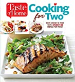 img - for Taste of Home Cooking for Two: Save Money & Time with Over 130 Meals for Two book / textbook / text book