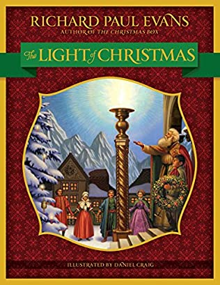 book cover of The Light of Christmas
