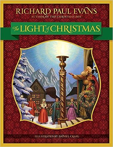 Light Of Christmas.Amazon Com The Light Of Christmas 9781481466127 Richard
