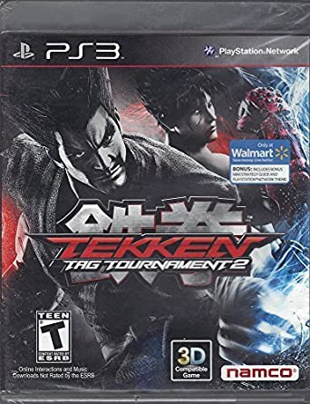 Amazon com: Tekken Tag Tournament 2 Video Game for PlayStation 3