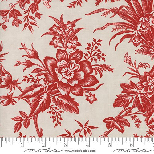 Moda 3 Sisters Snowberry Prints Quilt Fabric ()