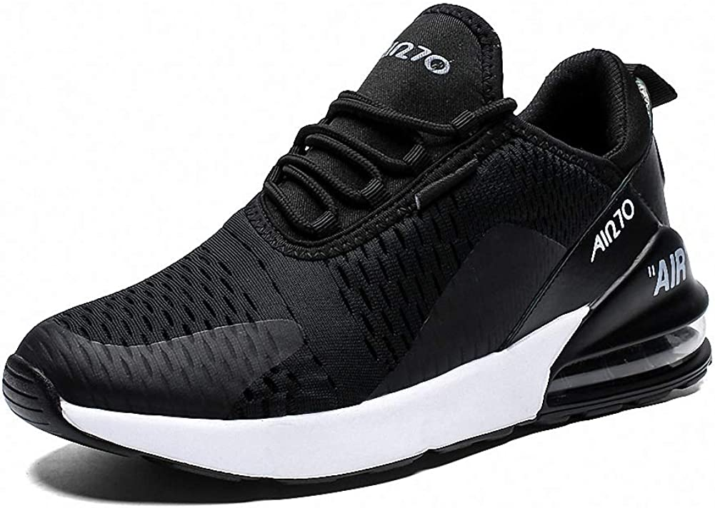 Rotok Herren Damen Sportschuhe Stra/ßenlaufschuhe Sneaker Leichtgewichts Turnschuhe Outdoor Laufschuhe Atmungsaktive Fitness Schuhe