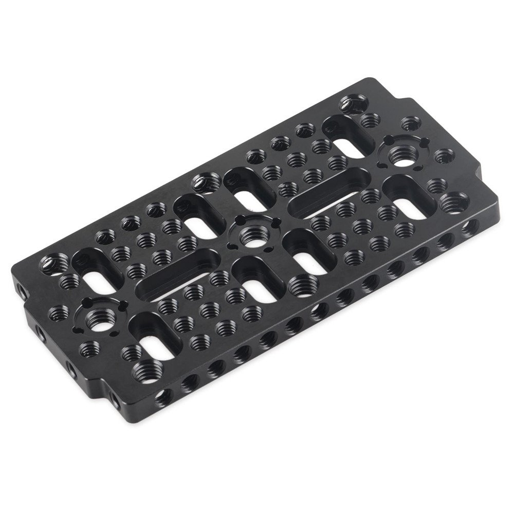 SMALLRIG 1681 Multi-Purpose Switching Plate for Rail Bloc...