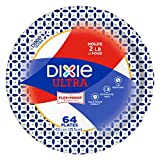 Best Dixie Lunch Boxes - Dixie Ultra Paper Plates, Pack of 64 Count Review