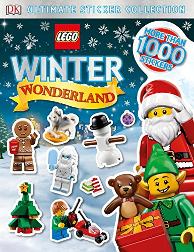 Ultimate Sticker Collection: LEGO Winter Wonderland (Ultimate Sticker Collections)