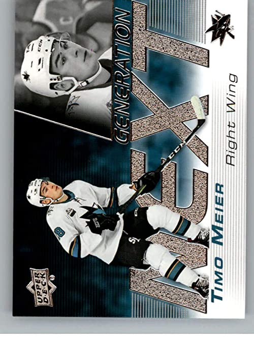 Amazon.com: 2019-20 Upper Deck Generation Next Hockey #GN-6 ...