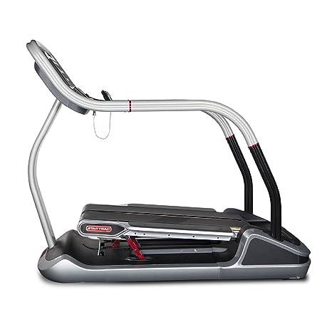Star Trac E-TC E serie Treadclimber - combina los beneficios de una cinta, elíptica bicicleta elíptica/y paso a paso todo en uno, 9 pre-programados los ...