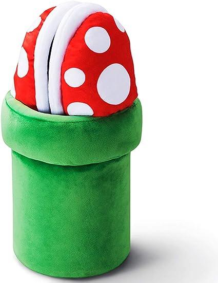SELLER SUPER MARIO BROS GREEN MUSHROOM SLIPPERS U.S