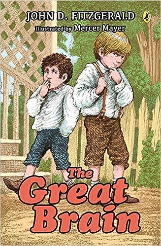 The Great Brain Great Brain Book  John D Fitzgerald Mercer Mayer  Amazon Com Books