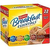 Carnation Breakfast Essentials Complete Nutrition Drink Powder, Rich Milk Chocolate,1.26 Ounce,22 Count