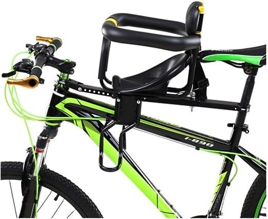 Sillín de bicicleta niño, asiento de seguridad for niños del ...