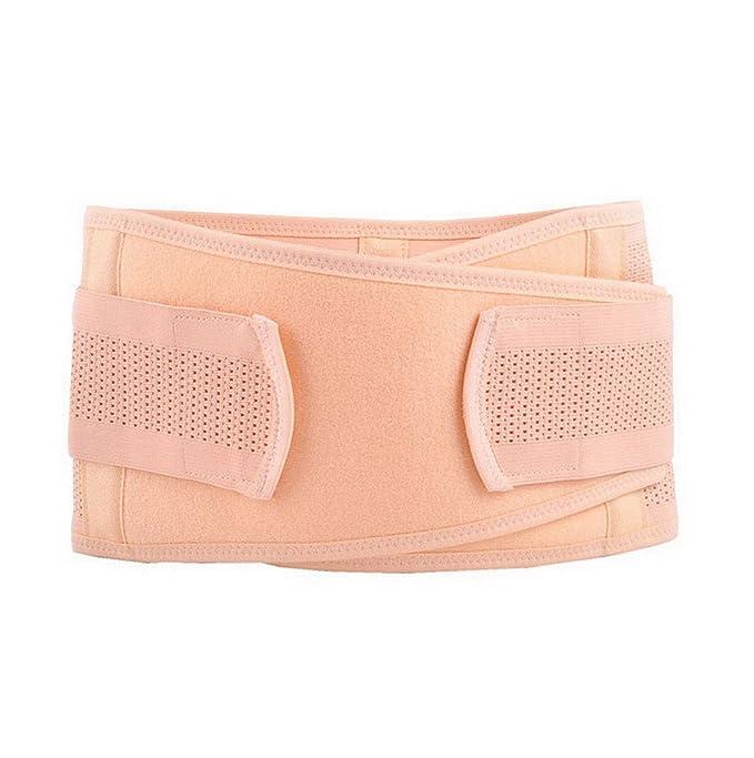 AHATECH Mujer Postparto Cintura Cinturón Corsé Faja Ajuste Transpirable Elástico para Mujer y Maternidad para Recuperación