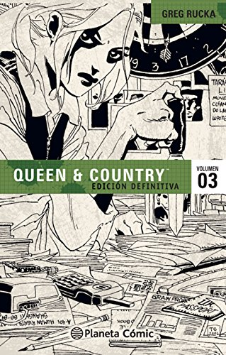 Descargar Libro Queen And Country 3 Greg Rucka
