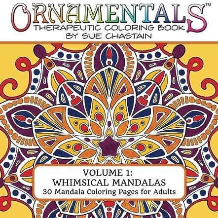Ornamentals Whimsical Mandalas