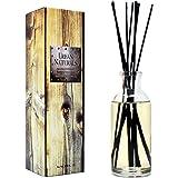 Urban Naturals Sandalwood & Vanilla Reed Diffuser Oil Gift Set   Tahitian Vanilla intermeshes & Desert Sandalwood Mingle to Create a Southern Bourbon Scent!   Great Idea