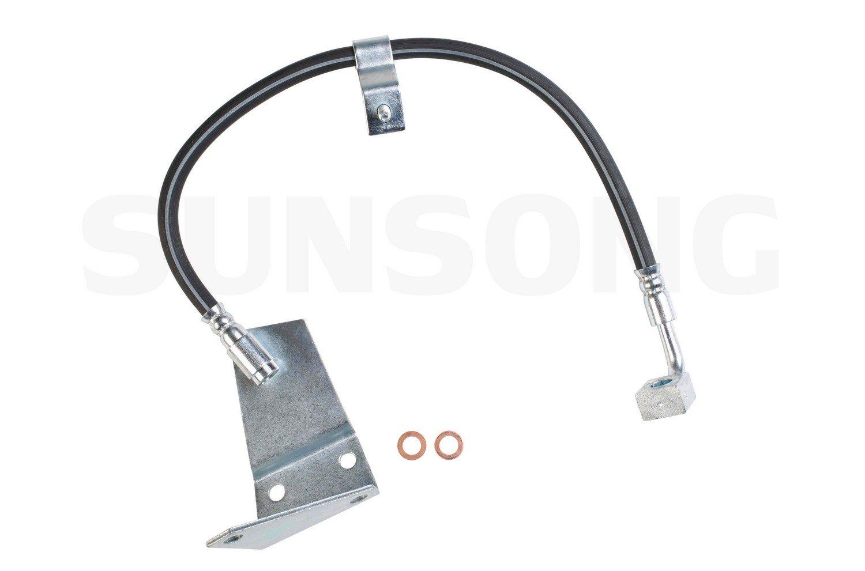 Sunsong 2203898 Brake Hydraulic Hose
