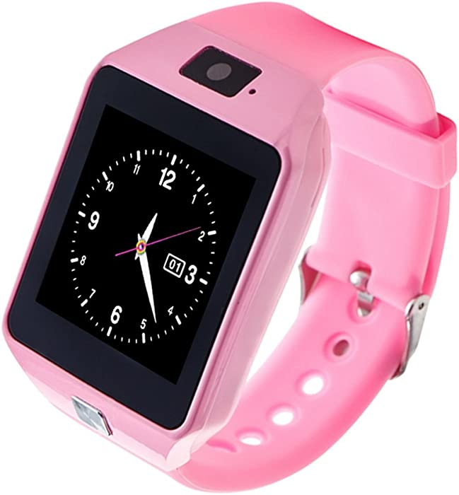 Reloj niño versión Pintada del Reloj Inteligente dz09 - Reloj para Estudiantes, posicionamiento GPS/Puede Responder el Reloj del teléfono/Contador de Pasos/ ...