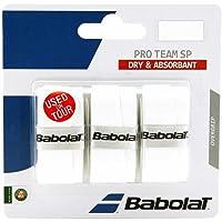Babolat (Babolat) Tennis Over Grip Professional Team SP 3 Bottles BA653042 White (003)