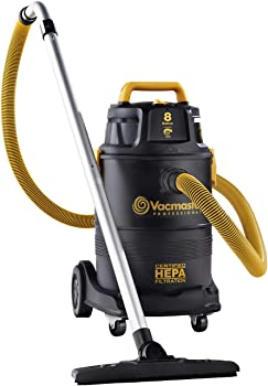 Vacmaster Pro 8-Gallon Wet and Dry Commercial Vacuum Cleaner