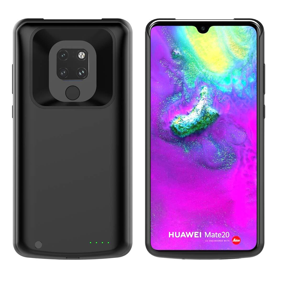 Amazon com: Codream Huawei Mate 20 Case, External Battery Case