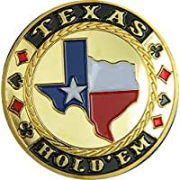 "Poker Table Underlay Texas Holdem Poker ""Real Gold-Plated"