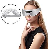 Electric Eye Massager, Rechargable Sense Eye Massager Magnet Vibration Eye Care Anti Fatigue Wrinkle Device