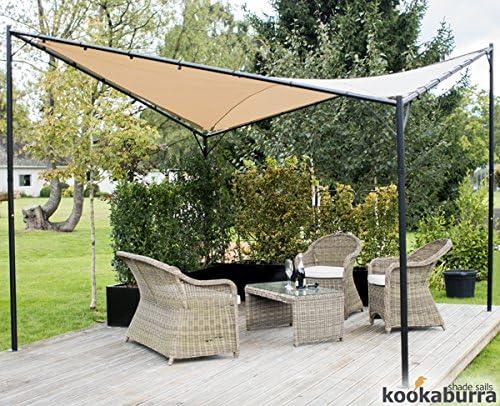 Kookaburra® 3, 5 m rectangular arena resistente al agua toldo ...