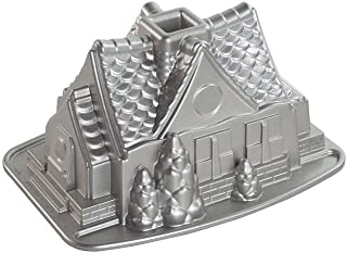 product image for Nordic Ware Gingerbread House Bundt Pan