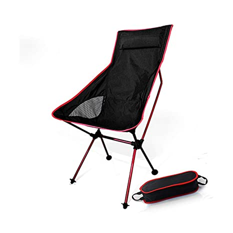 Amazon.com: Silla plegable portátil para pesca, camping ...