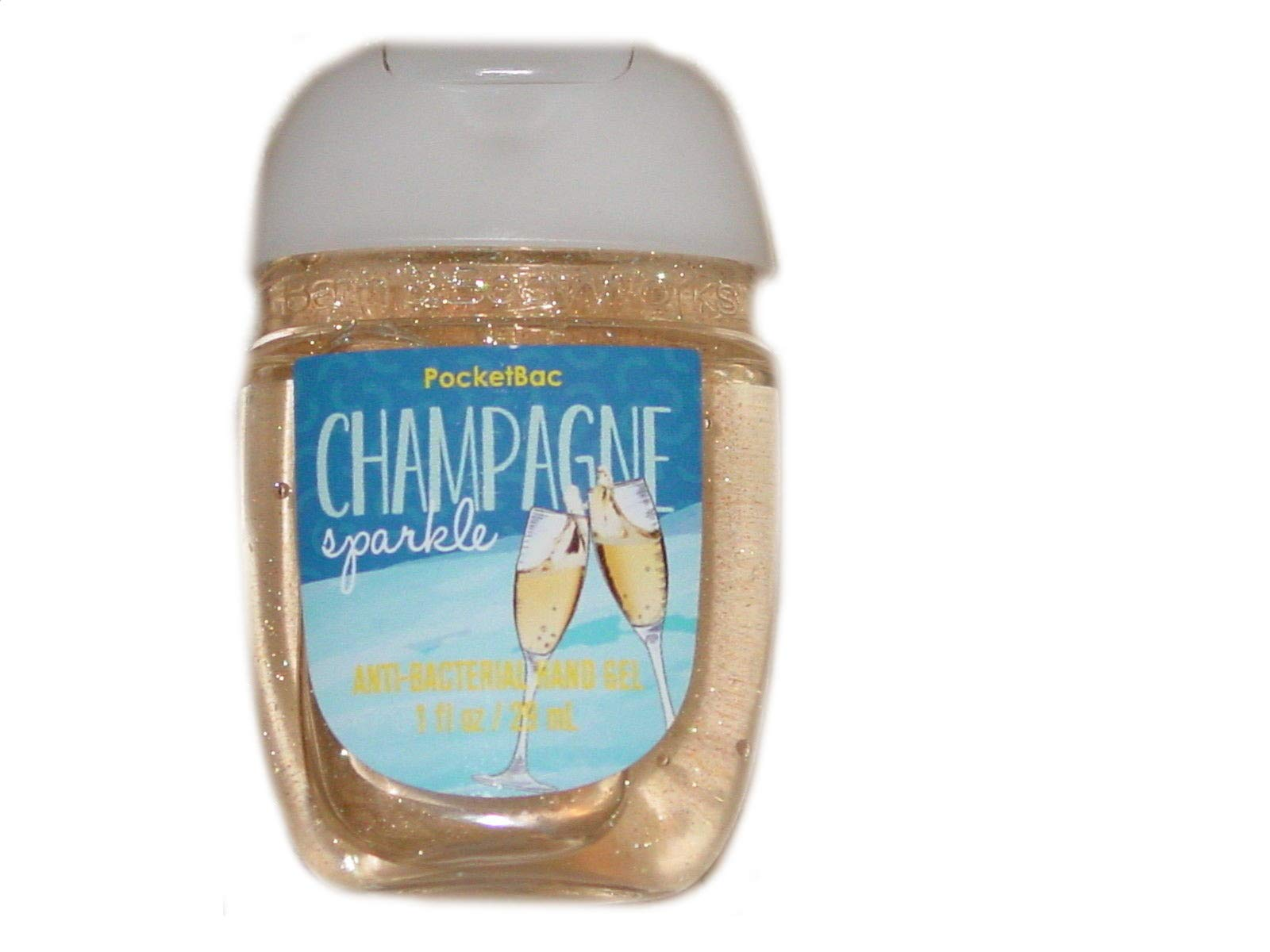 Bath Body Works PocketBac Hand Gel Champagne Sparkle 2019