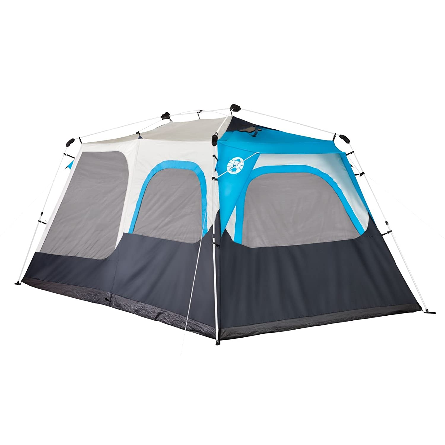 Amazon.com  Coleman 4-Person Instant Cabin With Mini-Fly  Sports u0026 Outdoors  sc 1 st  Amazon.com : coleman instant 6 tent - memphite.com