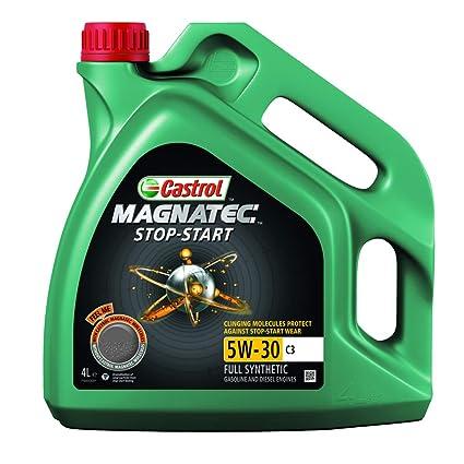 Castrol MAGNATEC STOP-START 5W-30 C3 Aceite de motor 4L