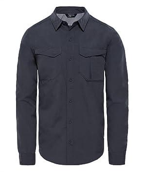North Face M S/S Sequoia Camisa, Hombre: Amazon.es: Deportes y ...