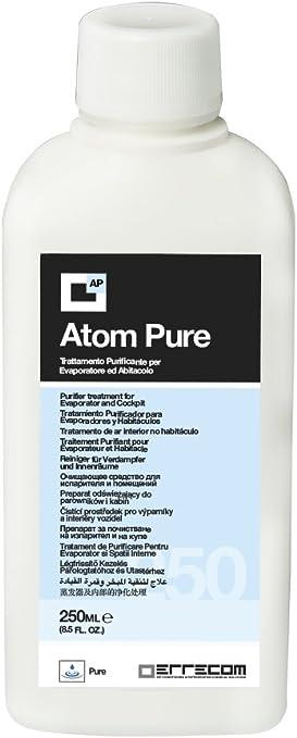 ERRECOM Atom Liquid, Tratamiento Purificador para Atom Machine y ...