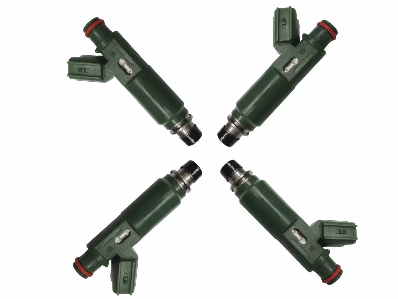 4PCS Fuel Injectors Fits for Toyota Matrix Corolla Chevy Prizm 1.8L 23250-22040